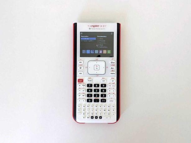 Calculadora Gráfica TI-Nspire CX II-T - Impecável