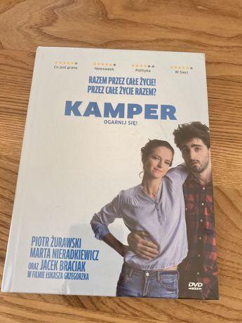 Kamper - nowy zafoliowany film