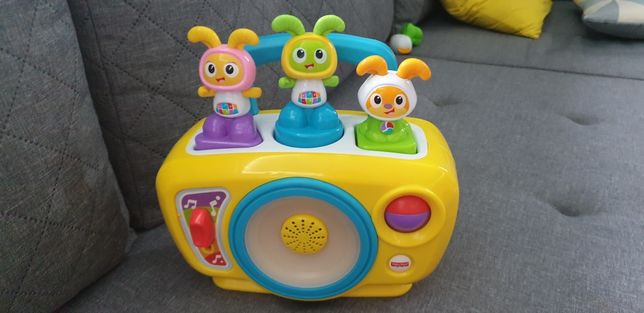 Magnetofon Bebo Fisher Price