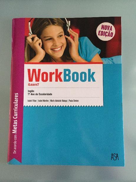 Caderno Actividades Inglês - iLearn7