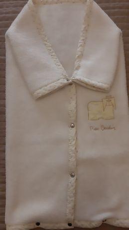 Cobertor bebé Pierre Cardin (Ninho)