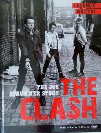 The Clash DVD The Joe Strummer Story