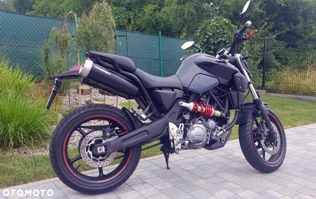Yamaha MT Yamaha MT 03