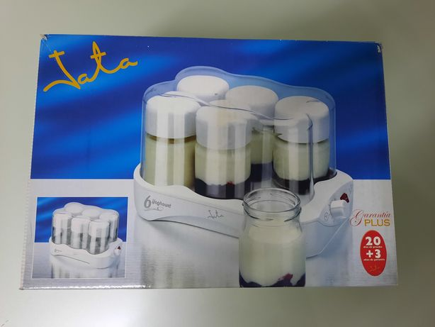 Iogurteira Jara para 6 Iogurts