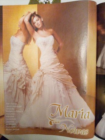 Vestido Noiva (tamanho S/M)