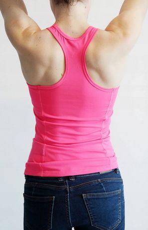 Koszulka bluzka fitness H&M NOWA bez metki róż