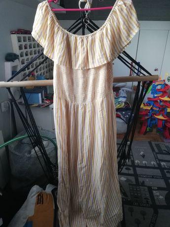 Kombinezon damski hiszpanka  boho rozmiar 42 szerokie nogawki