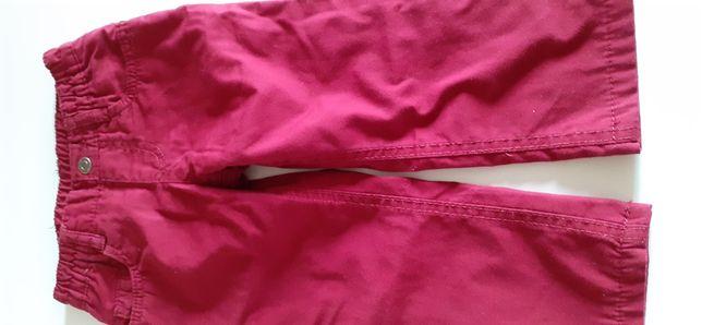 Spodnie Lupilu rozmiar 86