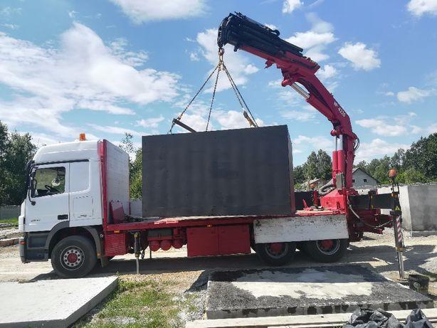 Szamba betonowe 10m3 Bełchatów i okolice Producent