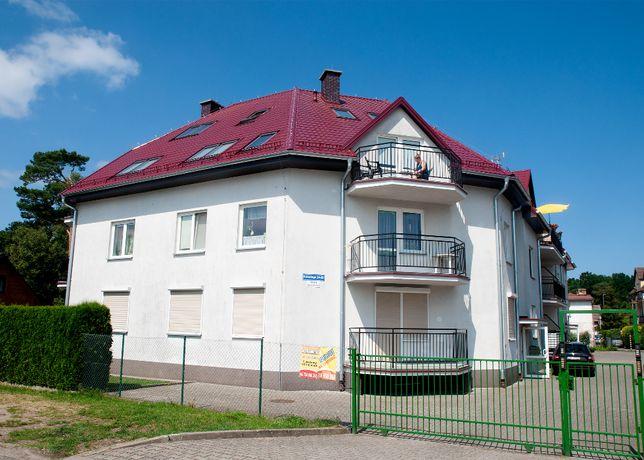 Apartament POBIEROWO - 2 pok. - 80 m do morza / bon turystyczny