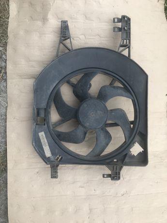 Вентилятор рено трафик,виваро,примастар 1.9