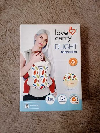 Эрго-рюкзак Love & Carry Dlight