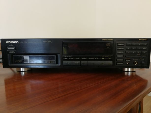 Leitor CD pioneer PD-M670