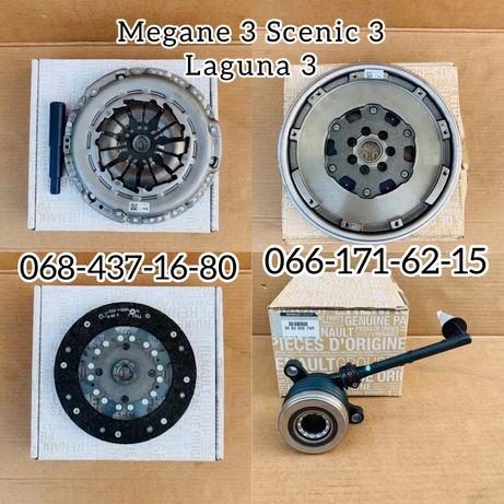Щеплення корзина диск демфер маховик Renault Megane 3 Scenic 3