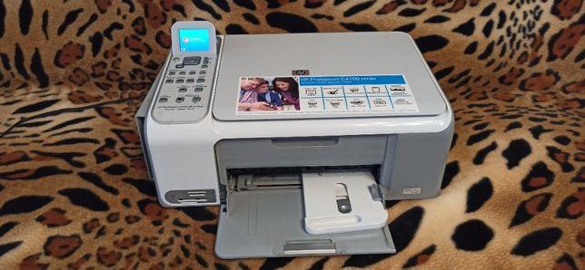 МФУ HP Photosmart C4183 HP Photosmart C4183