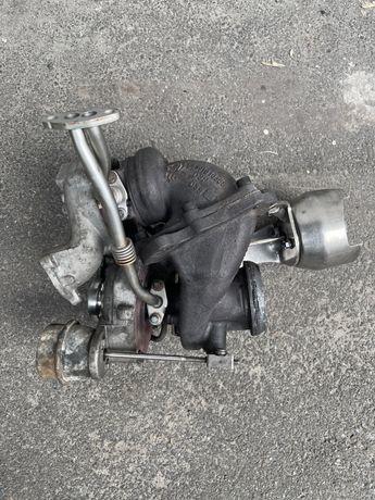 Турбина(Bi-turbo)A6510900980 на MB Sprinter 906,  (OM651) ОРИГИНАЛ