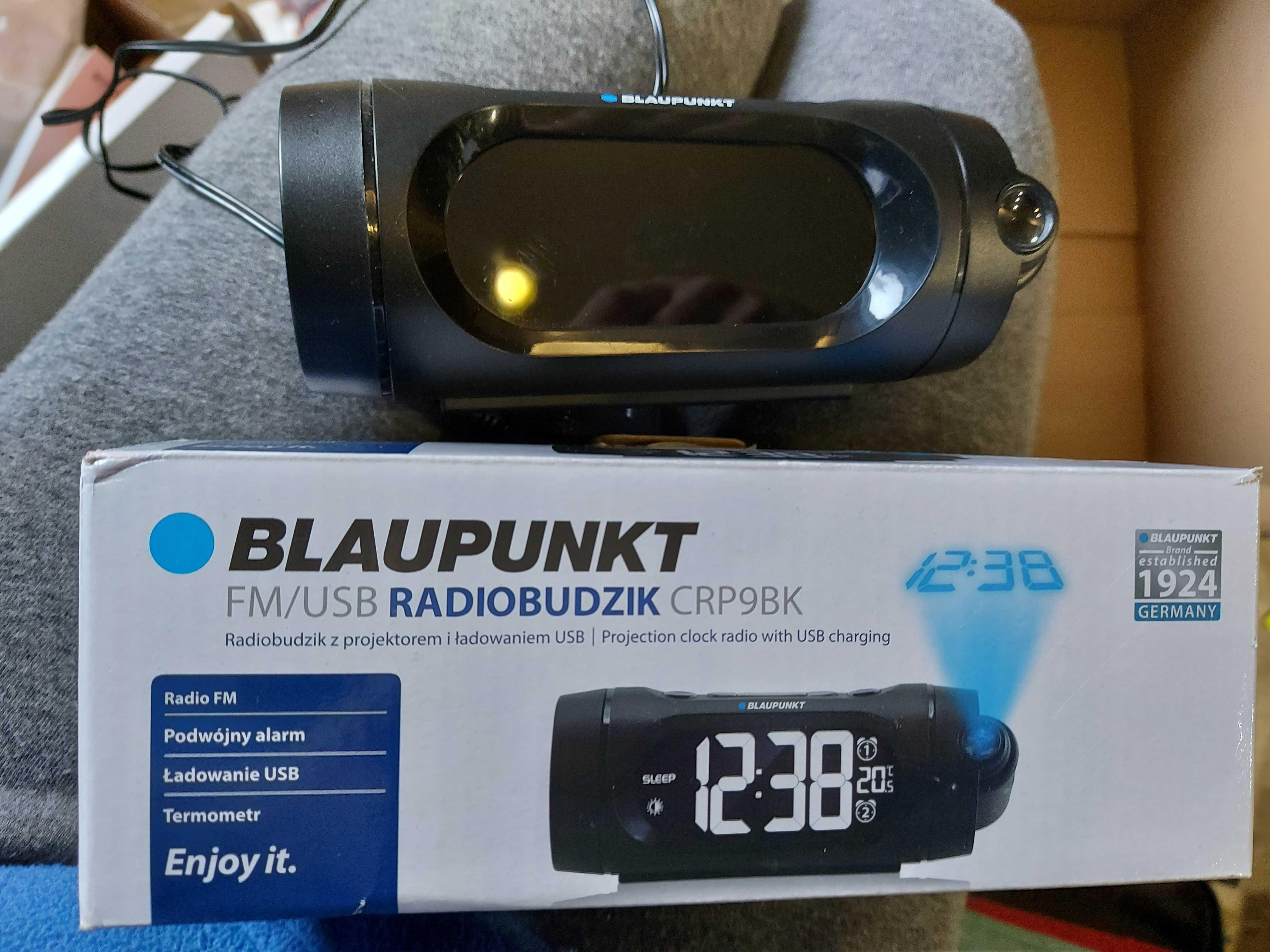 Sprzedam radio budzik blaupunkt
