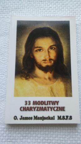 33 modlitwy charyzmatyczne James Maniackal, wiara religia
