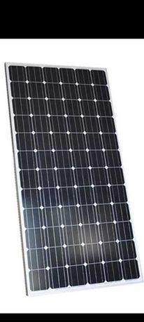 Painel solar monocristalino