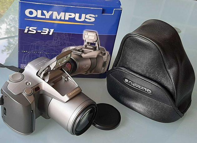 Aparat analogowy lustrzanka Olympus is-31