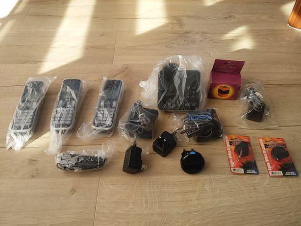 Telefon bezprzewodowy Panasonic KX-TGD390C baza plus dwie stacje
