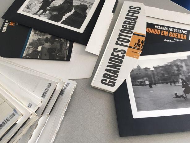 """Coleção """"Grandes Fotógrafos"""" - Expresso / Banco Espírito Santo"""