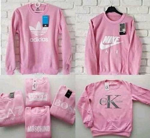 Bluzy damskie z logo Adidas boss nike kolory S-XL!!!