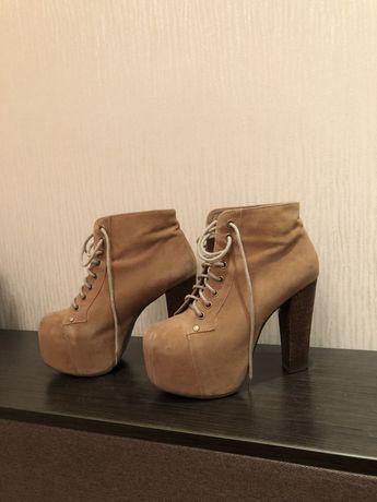 Ботинки женские, туфли, танцевальная обувь