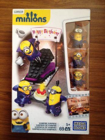 Minions Lego аналог