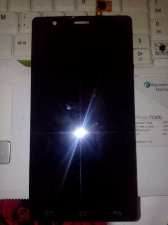 LCD TOUCH BQ E6 completo