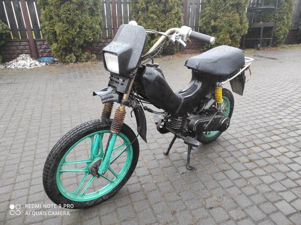 Honda belgium 50 px zamiana zamienię na motocykl quad cross prl
