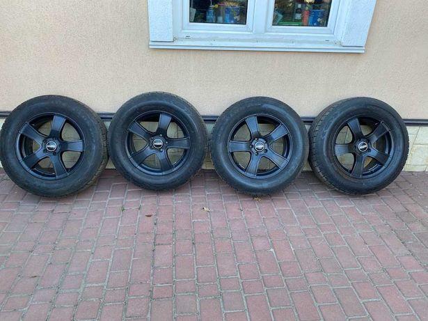 Продам диски алюминиевые  Magma 7.5Jx17 ET40 5x114.3 KBA 48973