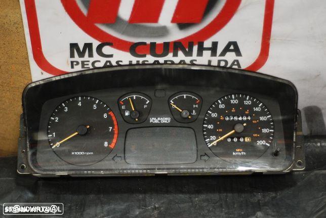 Quadrante Kia Sephia inglês - milhas