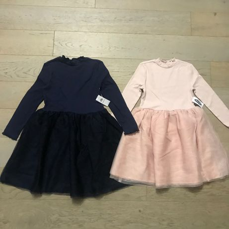Трикотажне плаття платье фатин Old Navy 3 - 5 років