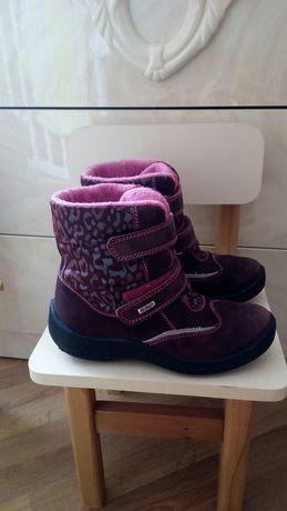 Детские  термо ботинки .