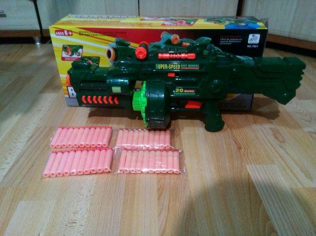 Blaze storm B/O soft bullet gun