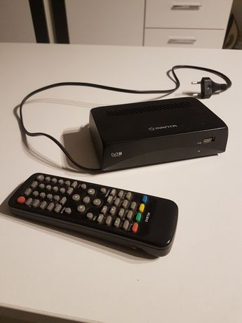 Dekoder Manta  DVB-T