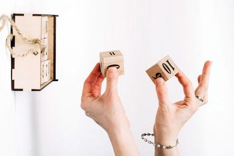 Деревяні кубики 40х40х40 мм .Деревяні іграшки. Еко Іграшки для дітей