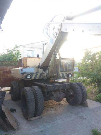 Warynski k406 Рабочая техника