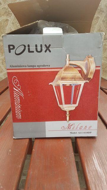 Aluminiowa lampa ogrodowa
