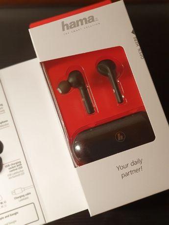 Słuchawki dokanałowe HAMA Style True Wireless