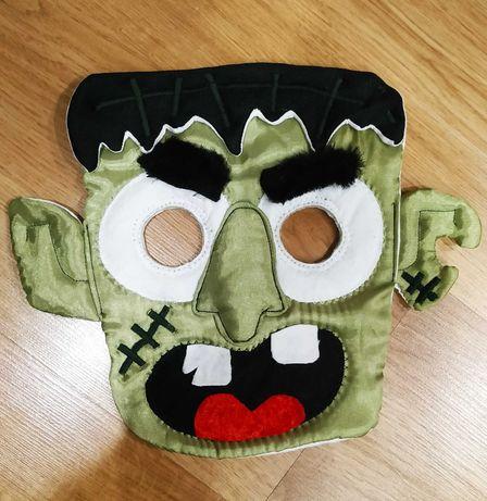 Strój Frankenstein 4-5 lat, 104-110 cm