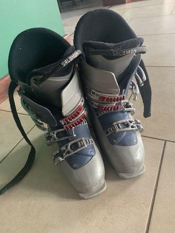 Buty narciarskie 43
