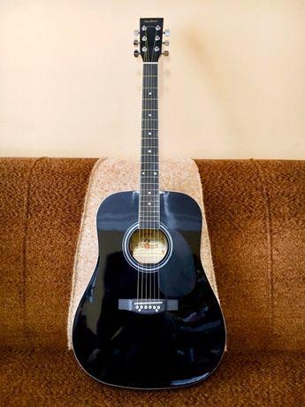 Продам новую акустическую гитару Maxtone