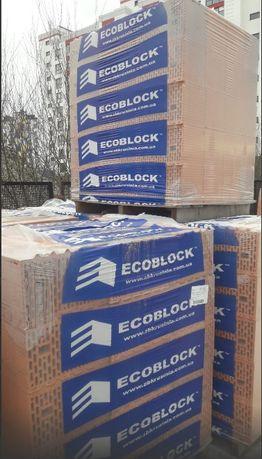 Керамический блок с доставкой - Лучшая цена Кирпича (цегла, керамблок)