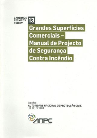 Guias Técnicos de Proteção Civil