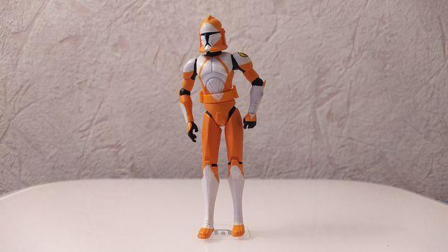 Star Wars Clone Wars Bomb Squad Trooper