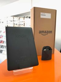 "Amazon Kindle Paperwhite 5th 2012 6"" Wi-Fi 3GB Preto B - Garantia"
