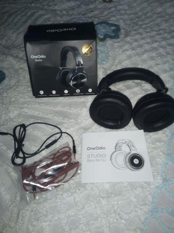 Навушники OneOdio studio monitor dj pro