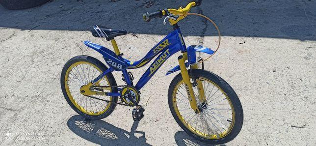 Велосипед Азімут 20 колеса